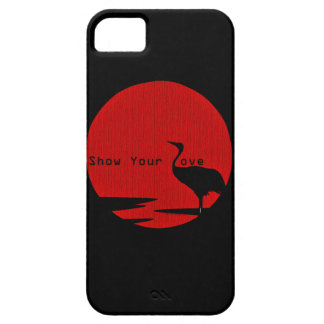 Show Your Love Barely There iPhone 5 Case