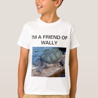 Show your love for Wally and Camp WA WA! T-Shirt