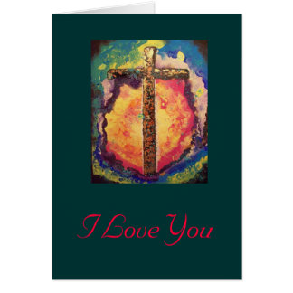Show your Love with Faith Card