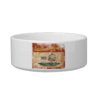 Show your Prince Edward Islands Pride! Cat Bowl
