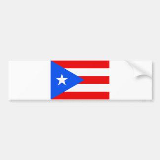 Show your Puerto Rico Pride! Bumper Sticker