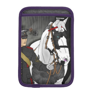 Show Your Support Horse and Handler iPad Mini Sleeves