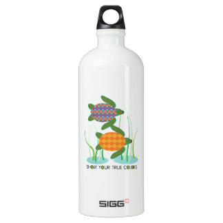 Show Your True Colors SIGG Traveller 1.0L Water Bottle