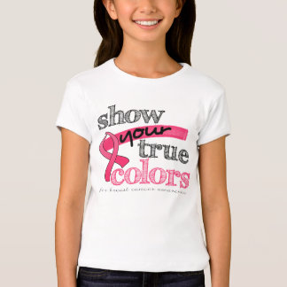 Show Your True Colors Tee Shirt