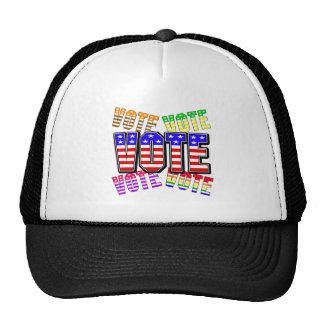 Show your true colors - Vote Hat