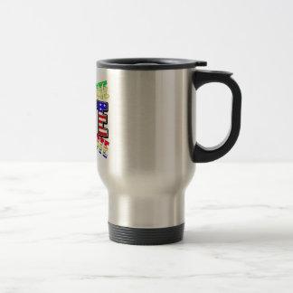 Show your true colors - Vote Mug