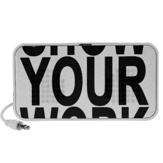 show your work.png portable speakers