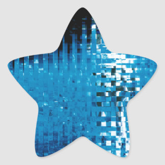 showbiz star sticker