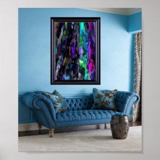 Showcase Art: Watercolor Magic $9.95 Poster