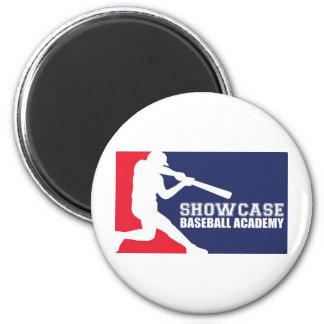 Showcase Baseball Academy Merchandise 6 Cm Round Magnet
