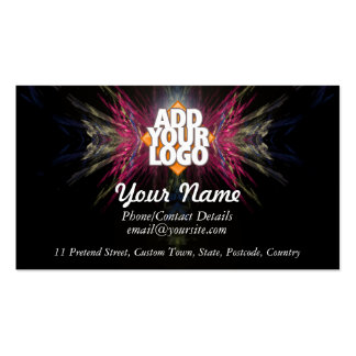 Showcase It Business (with Logo space) Pack Of Standard Business Cards
