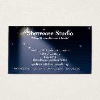 Showcase Studio Business Card