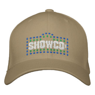Showco Inc. Dallas Texas Baseball Cap