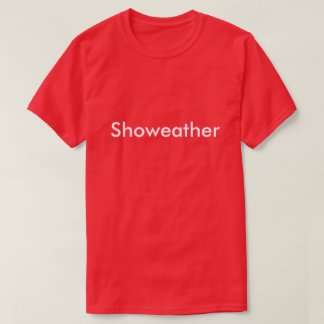 """""""Showeather"""" Inspired by Hector Lombard Champion T-Shirt"""