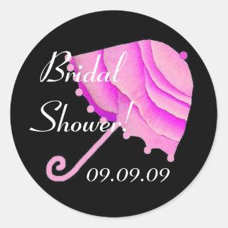 SHOWER - Bridal Shower Envelope Seal Customizable