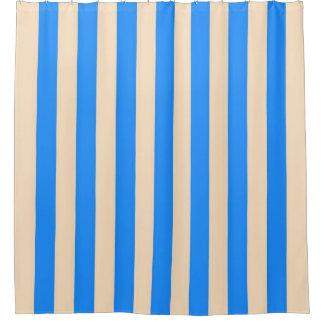 Shower Curtain: Vertical Stripes Shower Curtain