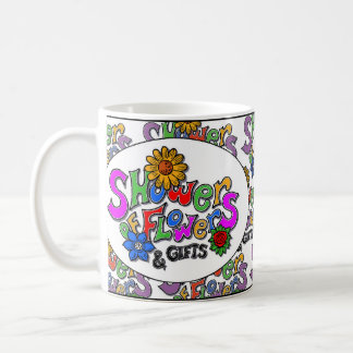 Shower of Flowers Mug