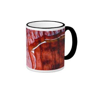 shower outdoors mug