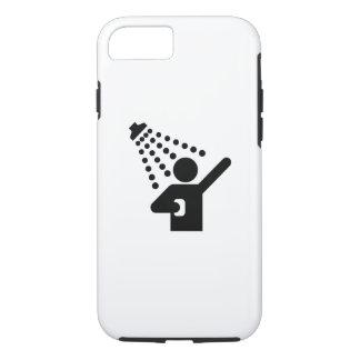 Shower Pictogram iPhone 7 Case