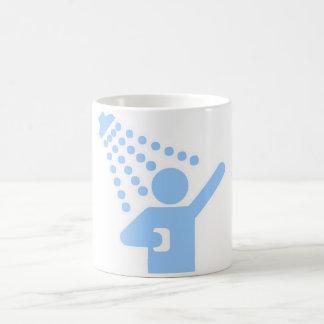 Shower Symbol Coffee Mug