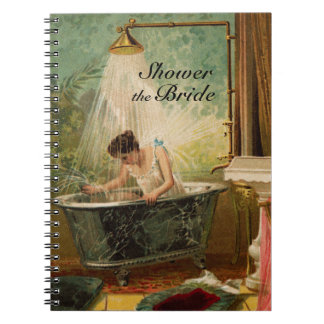 Shower the Bride Notebook