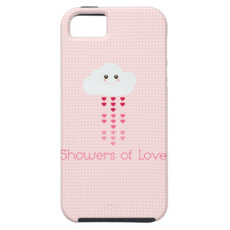 Showers of Love iPhone 5 Covers