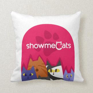showmeCats Community pillow