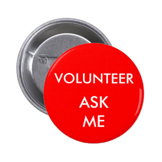 Shows and Special Events Volunteer Ask Me Badge