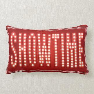 Showtime Lights Lumbar Cushion