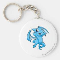 Shoyru Blue key rings