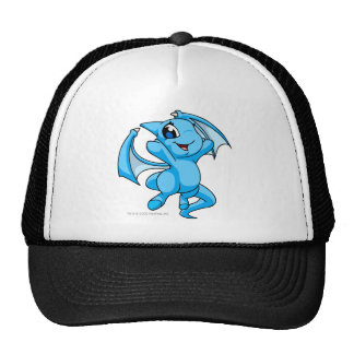 Shoyru Blue Cap