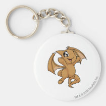 Shoyru Brown key rings