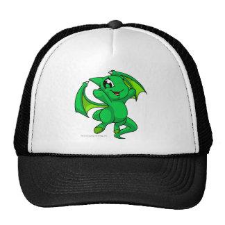 Shoyru Green Cap