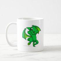 Shoyru Green mugs