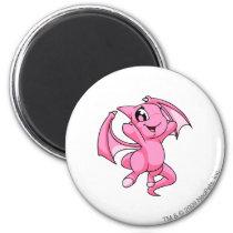 Shoyru Pink magnets