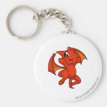 Shoyru Red key rings