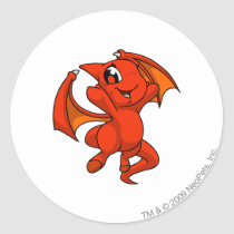 Shoyru Red stickers