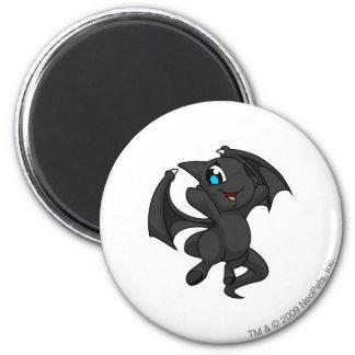 Shoyru Shadow 6 Cm Round Magnet