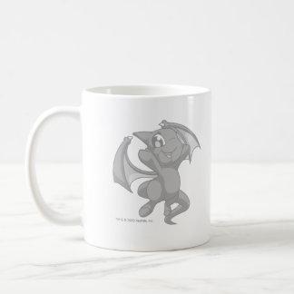 Shoyru Silver Basic White Mug