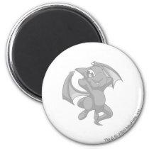 Shoyru Silver magnets