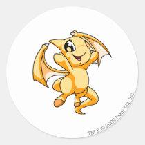 Shoyru Yellow stickers
