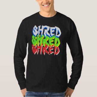 """shred cubed"" Team Jersey T-Shirt"