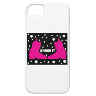 Shred It iPhone 5 Cover