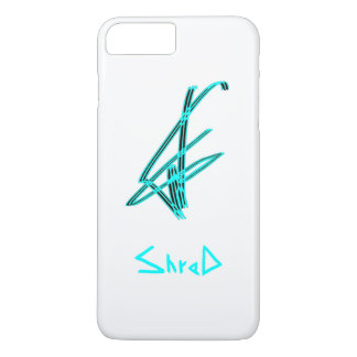 Shred snowboarder iPhone 7 plus case