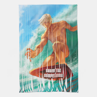 Shred The Competition 1 Kitchen Towels