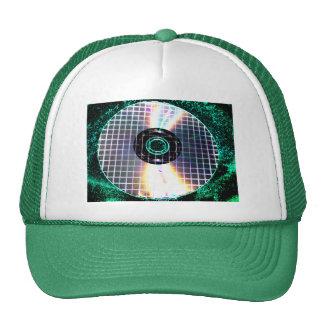 Shredded Disco Galaxy CD Cap