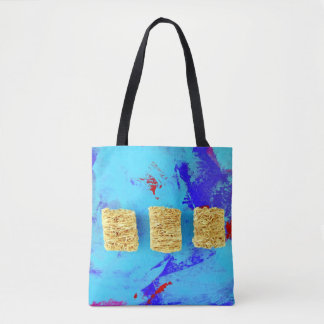 Shredded Wheat Market Tote