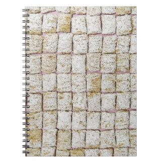 Shredded Wheat Notebooks