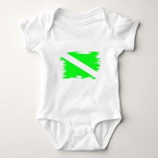 shreddedflagcolor3 copy tee shirt