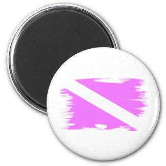 shreddedflagcolor5 copy 6 cm round magnet